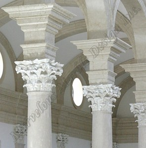 cast stone column design » Cast Stone Column Designs Luxury Homes ...